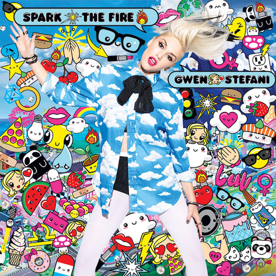 Гвен Стефани песня, 2014: Spark the Fire