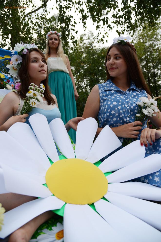 День города 2014 Оренбург