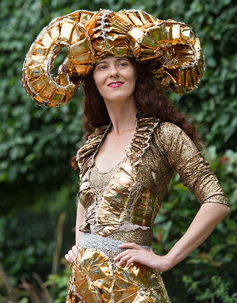 Королевские скачки в Аскоте: парад шляп   галерея [1] фото [13]