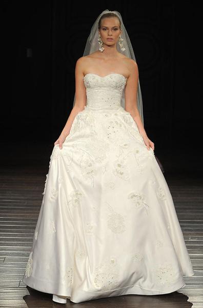 Лучшие коллекции Недели свадебной моды   галерея [5] фото [8]