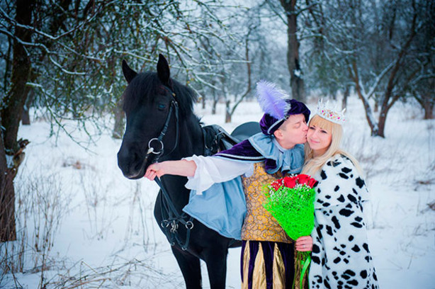 Алексей и Галина