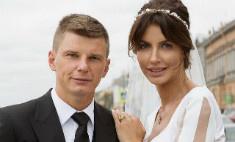 Жена Аршавина выставила свадебное платье на продажу