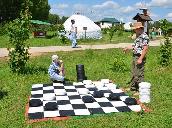 фестиваль Игромир в Этномире