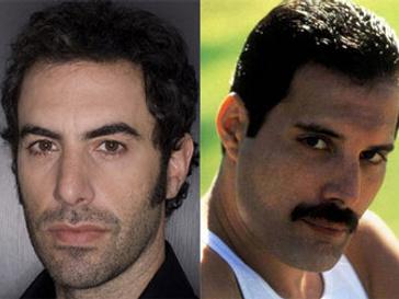 Саша Барон Коэн (Sacha Baron Cohen), Фредди Меркьюри (Freddie Mercury)