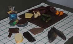 Это все из шоколада! Конфетки с выставки