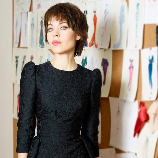 Ульяна Сергеенко Paris Haute Couture Week, Неделя высокой моды в Париже
