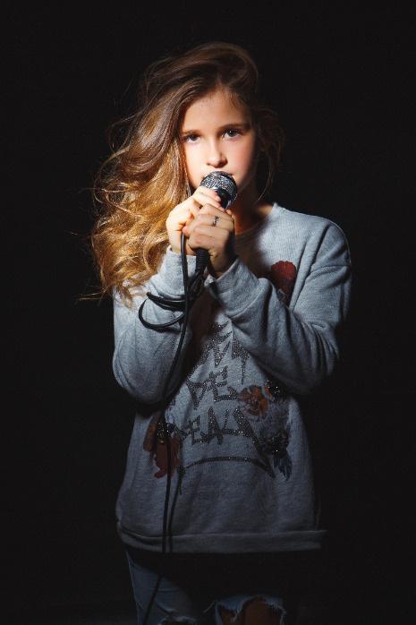 Мария Панюкова, тулячка, участница третьего сезона Голос. Дети