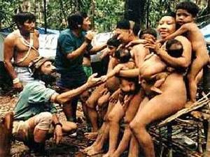 Неизвестные племена