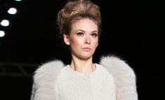 Осень-2014: платья и шубы Игоря Гуляева