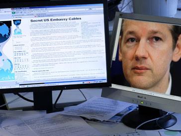 Джулиан Ассандж (Julian Assange) стал одним из самых скандально известных людей мира