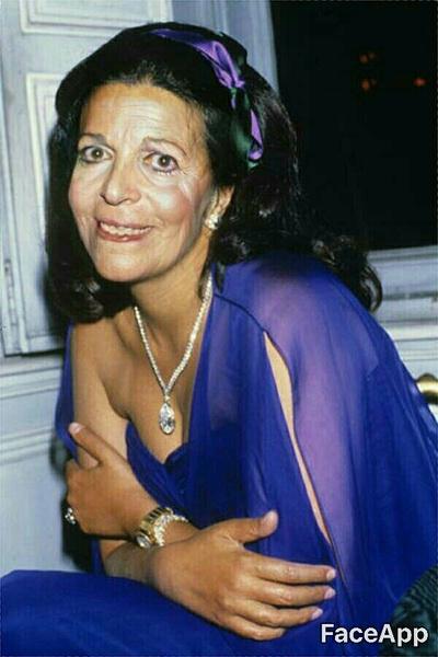 легендарные красавицы в старости Кристина Онассис