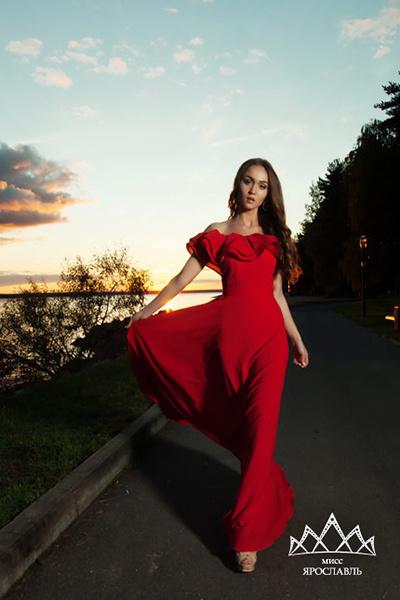Екатерина Васильева, 21 год