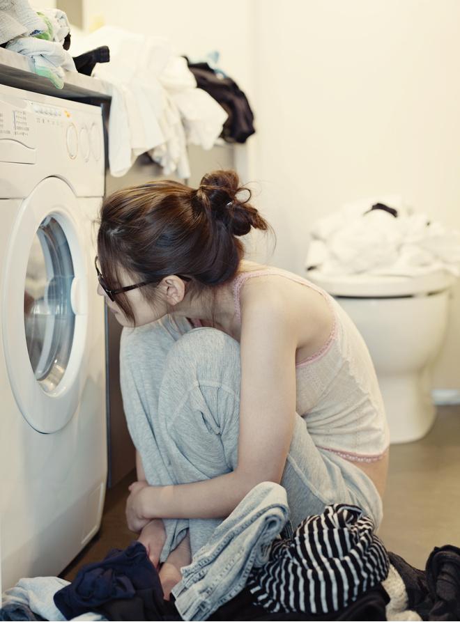 слить воду из стиральной машины