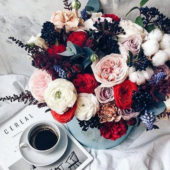 Фото для инстаграмм цветы 83