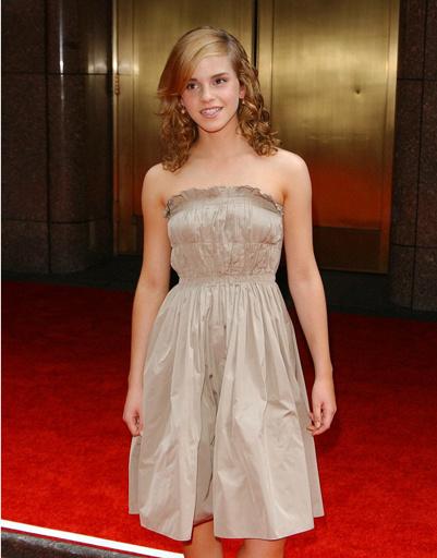 Эмма Уотсон (Emma Watson), 2004 год