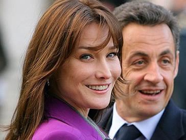 У Николя Саркози (Nicolas Sarcosi) родится еще один сын