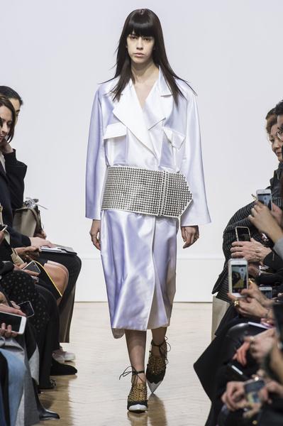 Самые красивые образы Недели моды в Лондоне | галерея [1] фото [63]