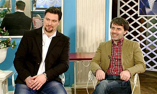 Дмитрий Ченцов и Игорь Корнилов