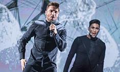 Номер Лазарева стал самым эффектным за историю «Евровидения»
