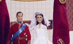 В магазинах Лондона появились кукла «Принцесса Кэтрин»