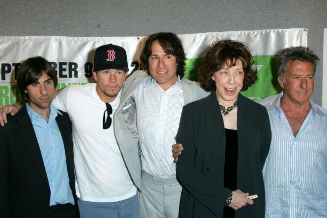 Дэвид О. Расселл на премьере комедии «Взломщики сердец», 2004 год