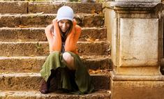 Длинная зимняя юбка: учимся выглядеть стильно