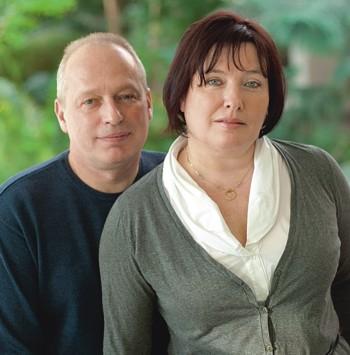 Валентина и Олег Ивановы, 52 года, 51 год «Пусть после нас сохранится все, что мы любим»