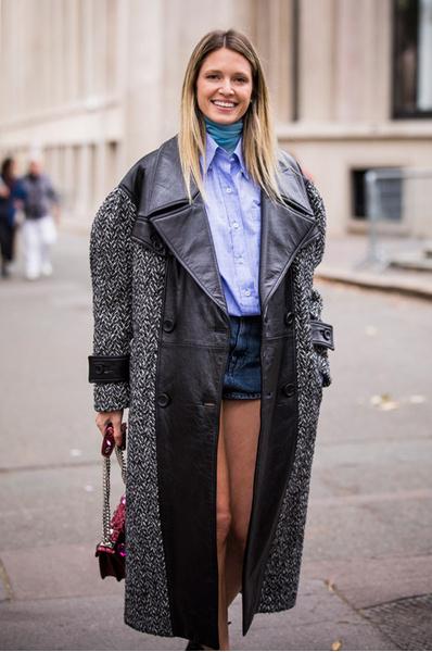 Модное пальто 2018: фото