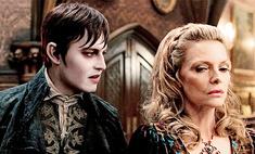 Первое фото Джонни Деппа в роли вампира