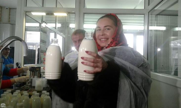 Юля Михалкова Уральские пельмени в Татарстане