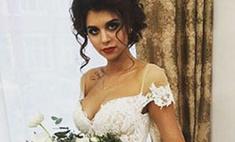 Алиана Гобозова вышла замуж во второй раз. Фото