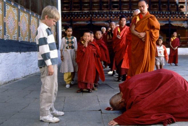Фильм «Маленький Будда»