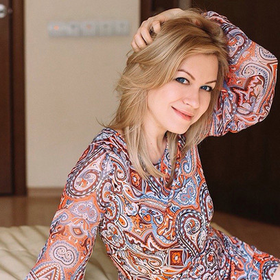 самые красивые блондинки Самары Светлана Воронцова