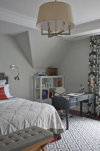 Проект декоратора Кирилла Истомина (Kirill Istomin Interior Design & Decoration):
