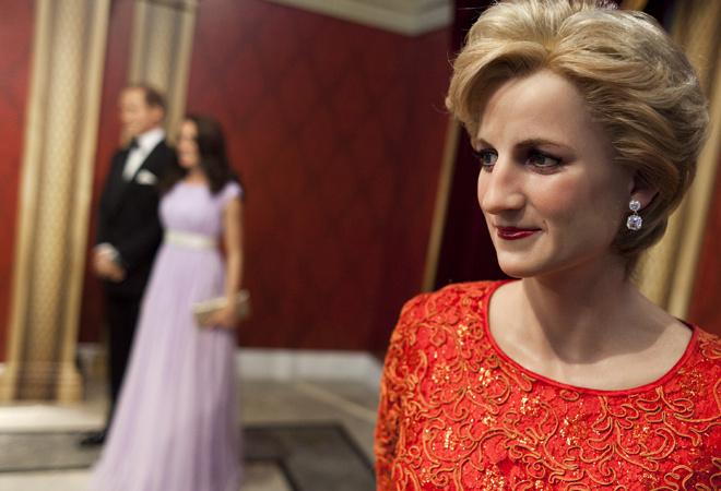 Принцесса Диана фото