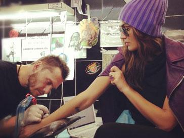 Татуировки на правую руку