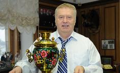 Самовар Владимира Жириновского продан за 100 тыс. рублей
