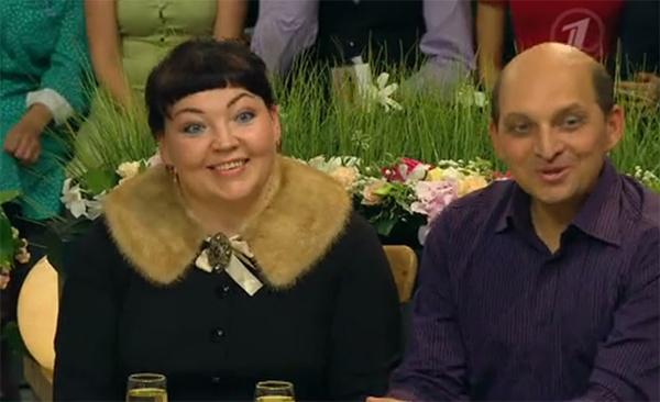 «Первый канал», «Давай поженимся!»: Ирина и Юрий Михайловы, фото