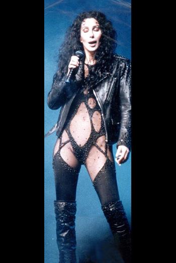 Выступление Шер (1992 год)