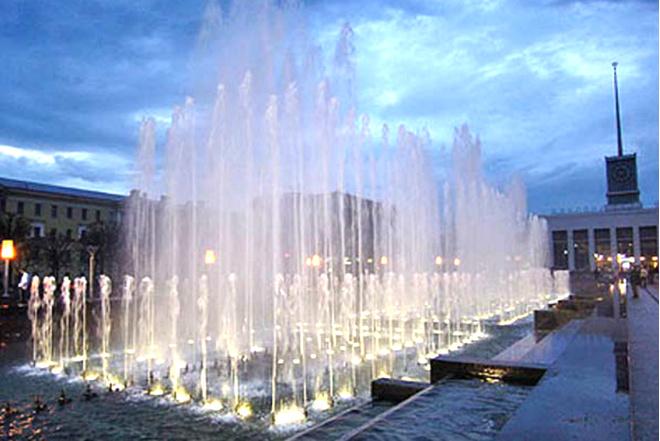 Фонтаны в Северной столице начнут отключать с 1 октября