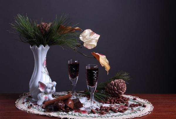Рецепт приготовления кедровой настойки