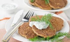 Блинчики из печени: учимся готовить быстро