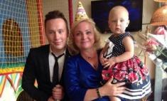Светлана Пермякова устроила дочке двойной праздник