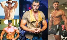Самые сексуальные фитнес-тренеры Казани