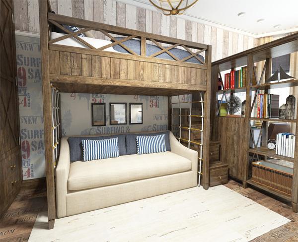Главное правильно выбрать мебель для детской комнаты