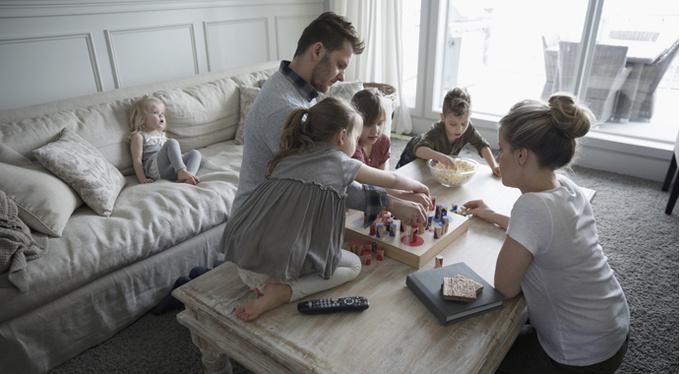 Ребенок — глава семьи?
