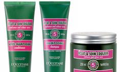 Новая линия для окрашенных волос от L'Occitane