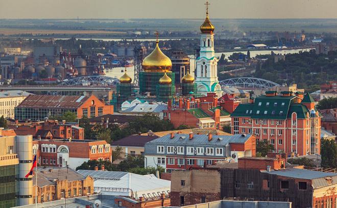необычные фото Ростова
