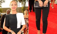 Бейонсе пришла на «Грэмми»-2013 в брюках
