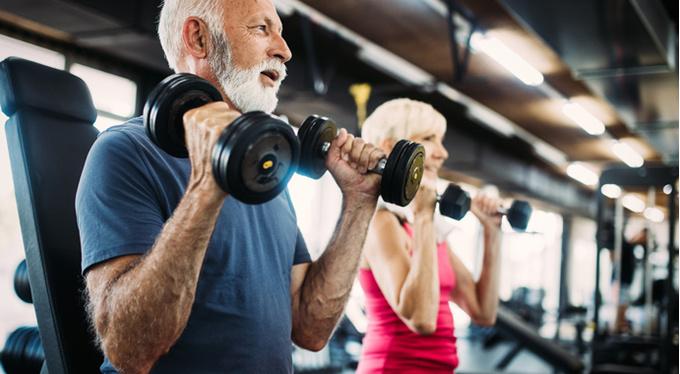 Пять простых тренировок для поддержания здоровья